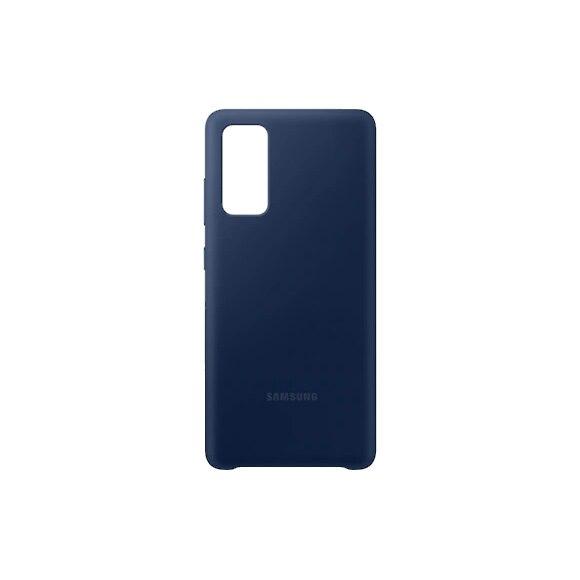 Fotografie Husa de protectie Samsung Silicone pentru Galaxy S20 FE, Navy