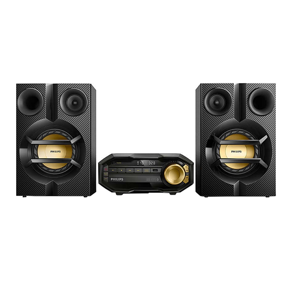 Fotografie Sistem audio Philips FX10, 230 W, Bluetooth, MP3, USB