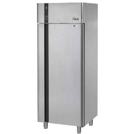 Congelator profesional ILsa Evolve AEF7X2510, 458 l, refrigerare ventilata, temperatura -22°-15°C, inox