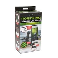 M.N.C. Univerzális autós telefon,gps, tablet tartó, fekete