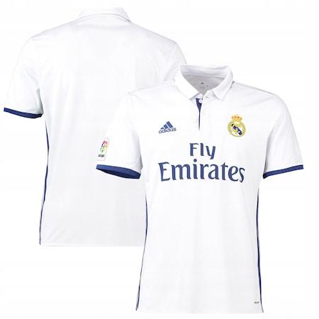 Tricou fotbal Adidas, Real Madrid, Alb, XL