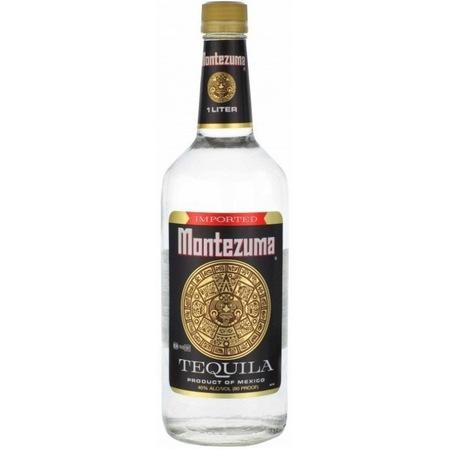 Tequila Montezuma Silver, 40%, 1l