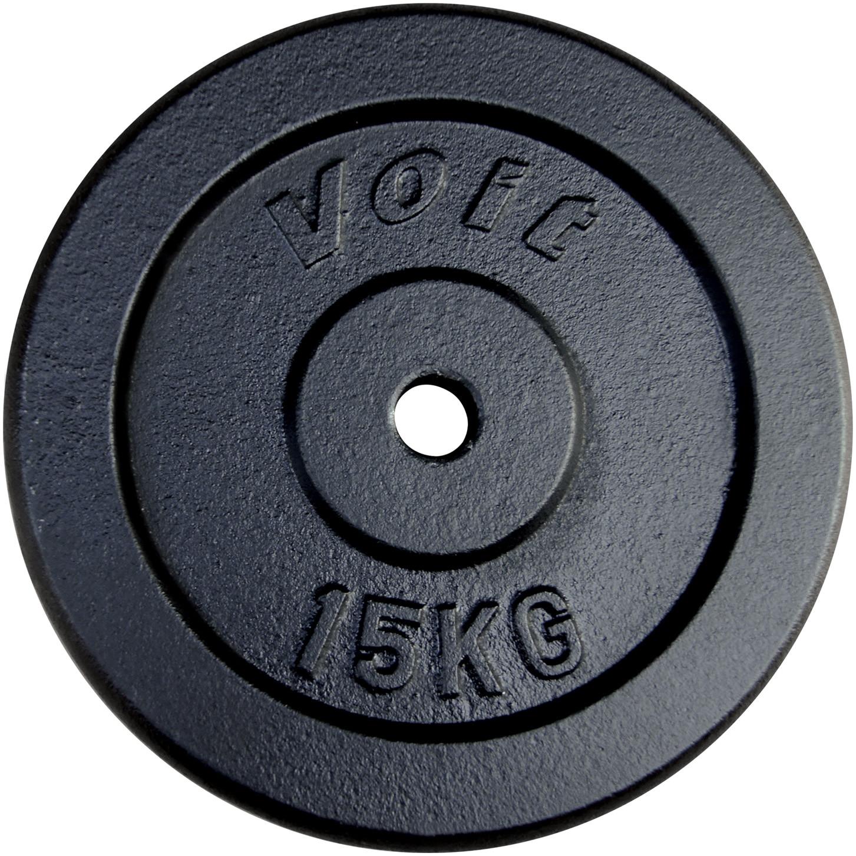 Fotografie Disc haltera, Voit, 15 kg