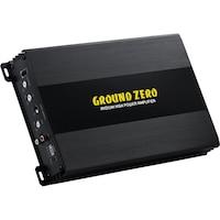 Ground Zero GZIA 1.1000DX-II Erősítő, Aktív, 1-2-4 Ω, 1200 W