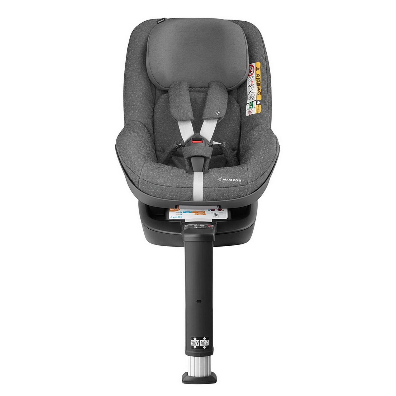 Fotografie Scaun auto i-Size Maxi Cosi 2WayPearl Sparkling Grey, 9-18 kg, Gri