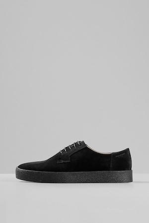 Vagabond Shoemakers, Pantofi casual din piele intoarsa Luis, Negru, 42