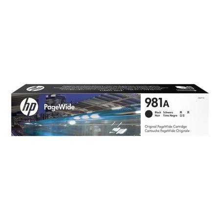HP 981A 6000 oldal fekete eredeti tintapatron