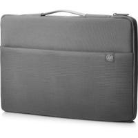 "HP Sleeve Crosshatch Carry 17,3"" szürke notebook tok"