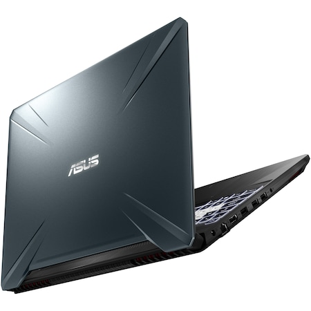 "Лаптоп Gaming ASUS TUF FX505GT, 15.6"", Intel® Core™ i7-9750H, RAM 8GB, SSD 512GB, NVIDIA® GeForce® GTX 1650 4GB, Free DOS, Future Tank"