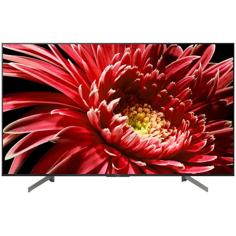 Fotografie Televizor Sony 55XG8596, 138.8 cm, Smart Android, 4K Ultra HD, LED, Clasa A