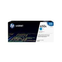HP CE271A (650A) 15 000 lap eredeti cyan toner