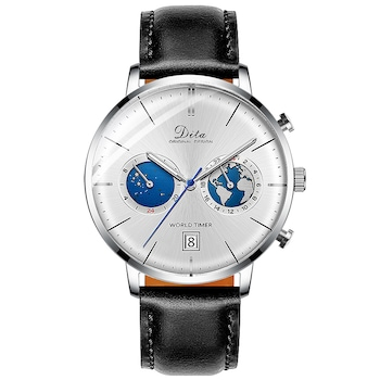 DITA Férfi karóra DWI Elegant Silver Edition