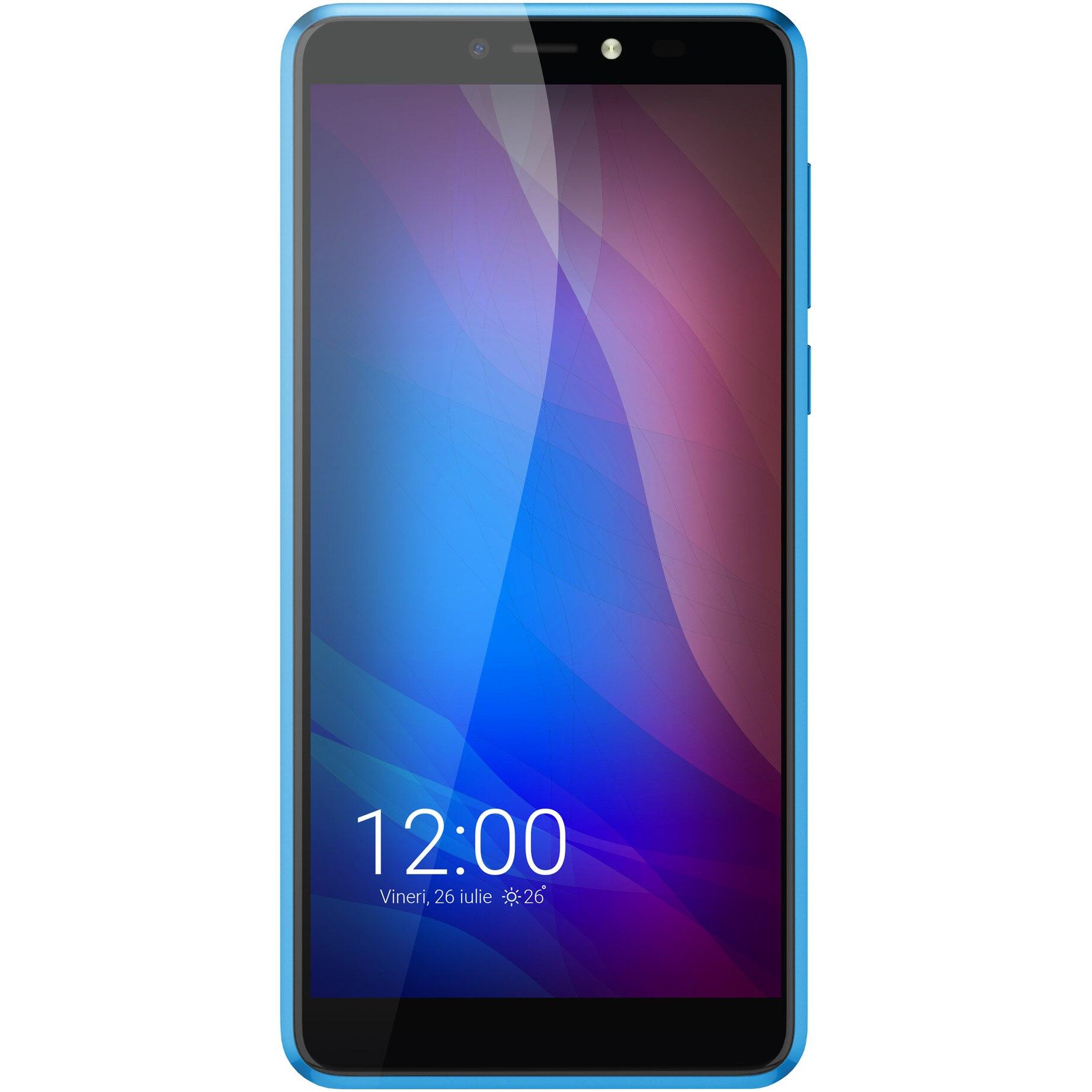 Fotografie Telefon mobil Allview A20 Lite, Dual SIM, 32GB, 3G, Blue Gradient