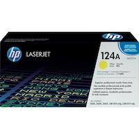 HP Q6002A (124A) 2000 lap eredeti sárga toner