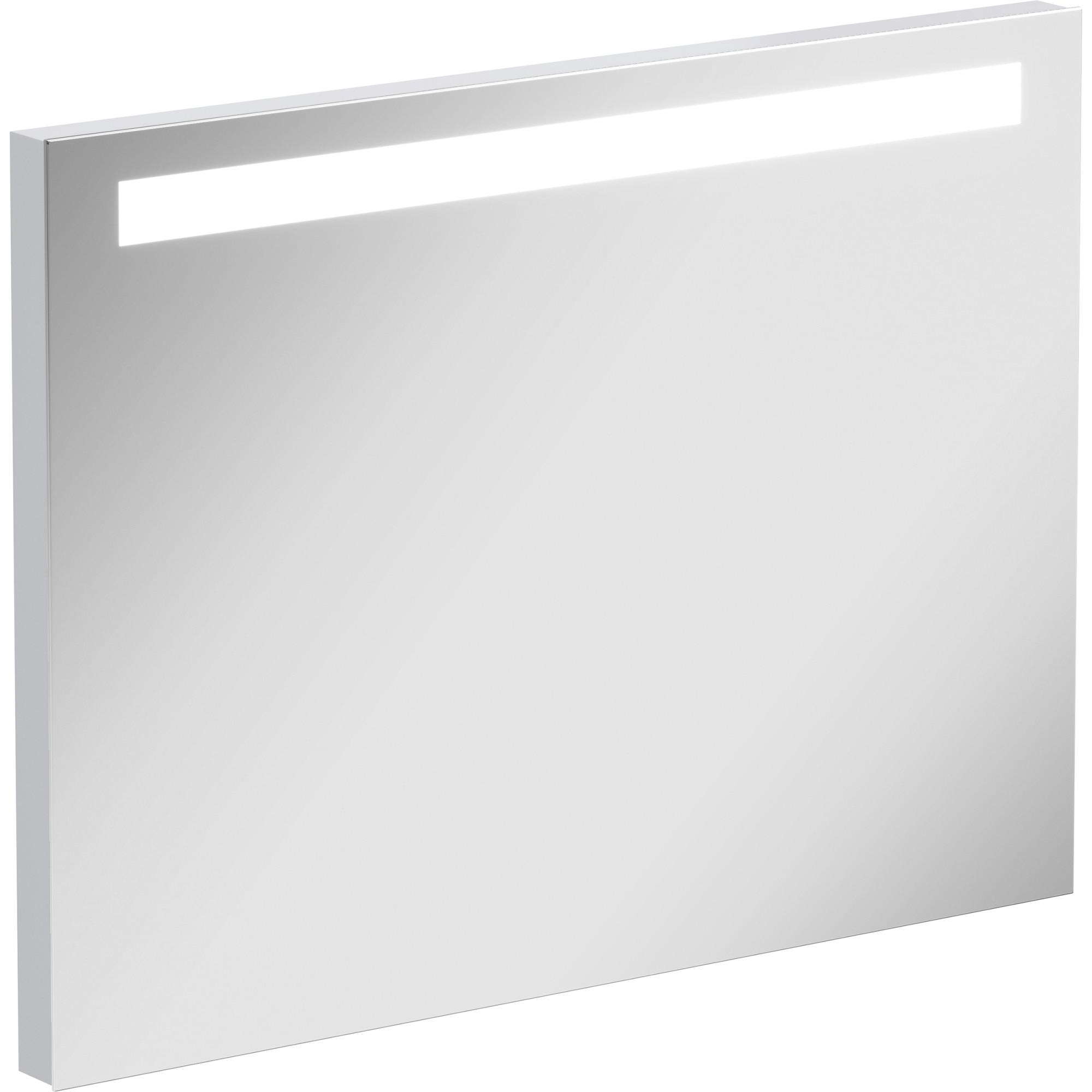 Fotografie Oglinda Cersanit Metropolitan OS581-015, iluminare led, 80x60x4.7 cm
