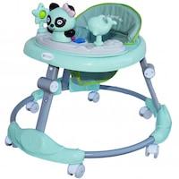 Robentoys® Bébikomp, Játékokkal, zöld színű