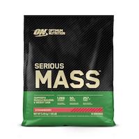 Optimum Nutrition Serious Mass Capsuni 5.450 Kg