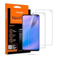 Протектор Spigen Neo Flex HD за Samsung Galaxy S10, Прозрачен