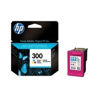 HP CC643EE (300) 165 lap színes eredeti tintapatron