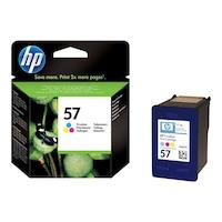 HP 6657AE (57) 500 lap színes eredeti tintapatron