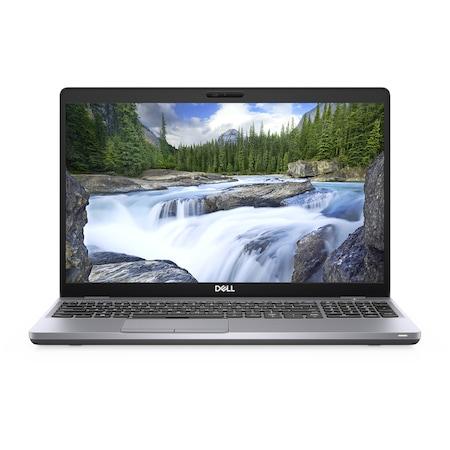 "Лаптоп Dell Latitude 5510, NBL5510I5310U8G256G.UBUW-14.500SSD, 15.6"", Intel Core i5-10310U 1.70 GHz - 4.40 GHz 6 MB Cache (4-ядрен), Intel UHD Graphics 620, 8GB 2666MHz (1x8GB) DDR4, Сив"