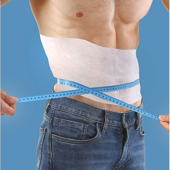 plasturi abdominali pentru slabit bellfyd 10 bucati in set)