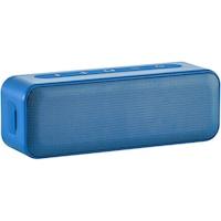 Boxa portabila AmazonBasics, impermeabil, 15W, stereo, Bluetooth, indicator Led, albastru