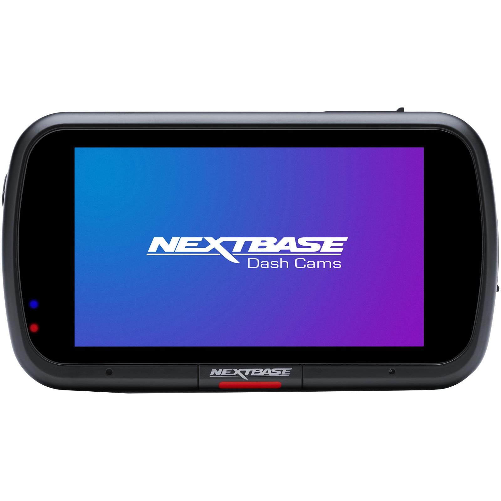 """Fotografie Camera auto DVR 4K Nextbase NBDVR622GW , Display IPS 3"""" HD, Stabilizator digital imagine, BluetoothTM , Wi-Fi, Aplicatie iOS, Android, Localizare GPS, M, 140° unghi de vizualizare, Mod Parcare Inteligent, Filtru de polarizare"""