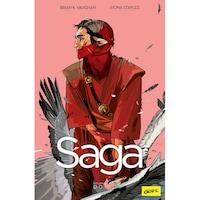 Saga. Volumul 2, Brian K. Vaughan, Fiona Staples