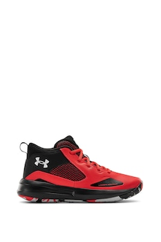 Under Armour, Баскетболни обувки Lockdown 5 с кожа