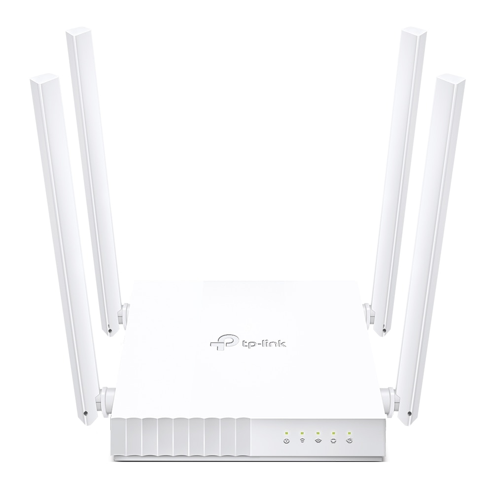 Fotografie Router wireless TP-Link Archer C24, AC750, Dual Band Wi-Fi