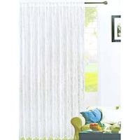 7Mall - SENDIA® Sima fehér függöny