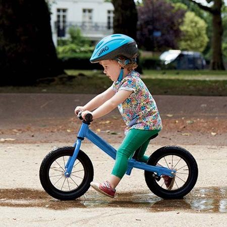 Bicicleta fara pedale Timeless Tools, Albastru