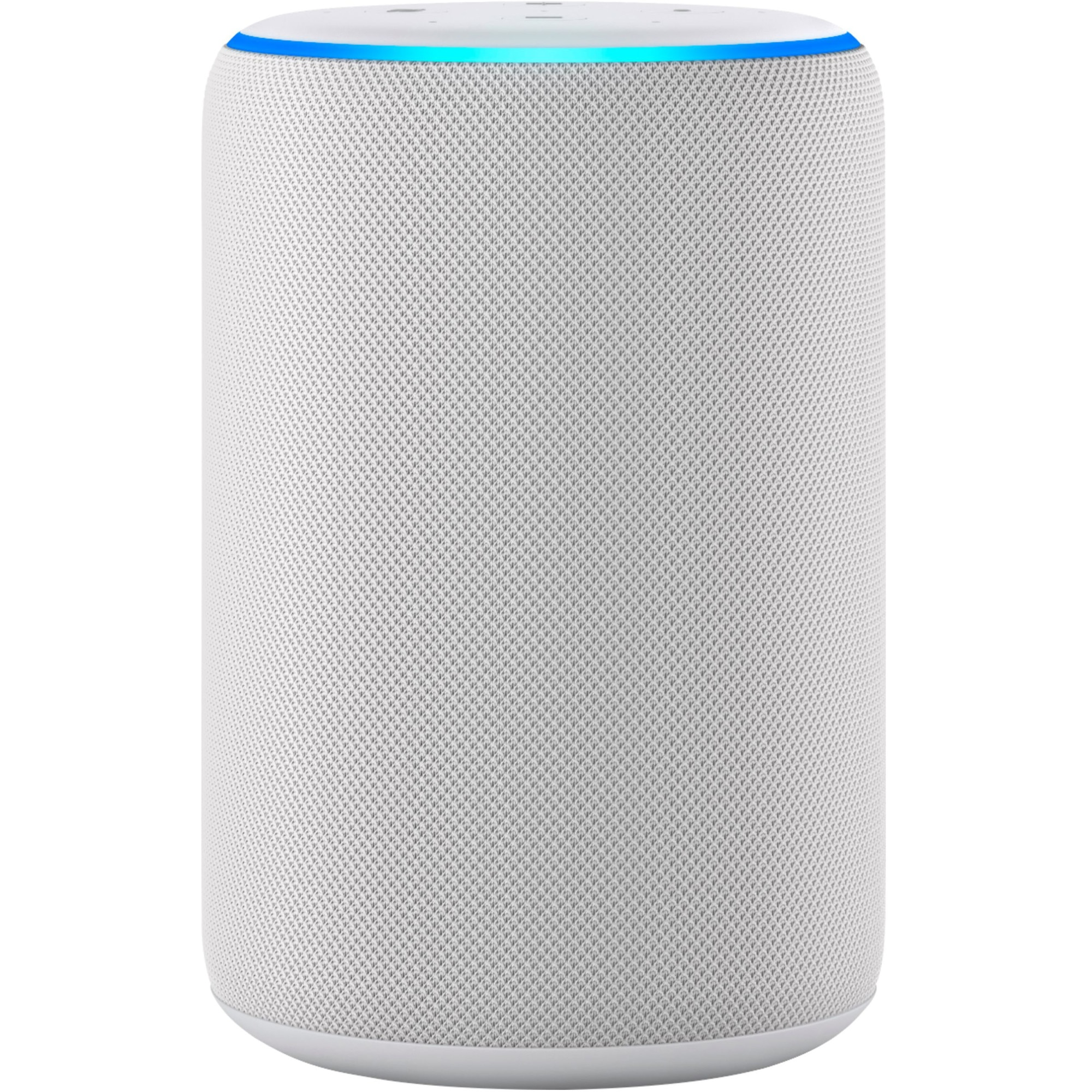 Fotografie Boxa inteligenta Amazon Echo Plus (2nd Gen), Wi-Fi, Alba