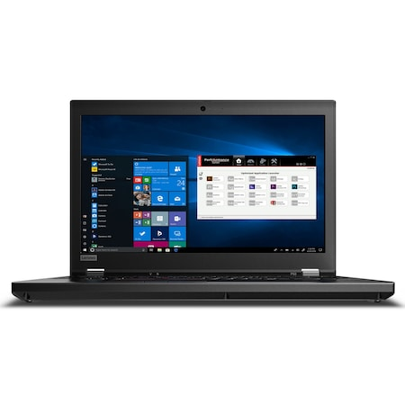 Лаптоп Lenovo ThinkPad P53 с Intel Core i5-9400H (2.50/4.30 GHz, 8 M), 16 GB, 1TB M.2 NVMe SSD, NVIDIA Quadro T1000 4 GB, Windows 10 Pro 64-bit, черен
