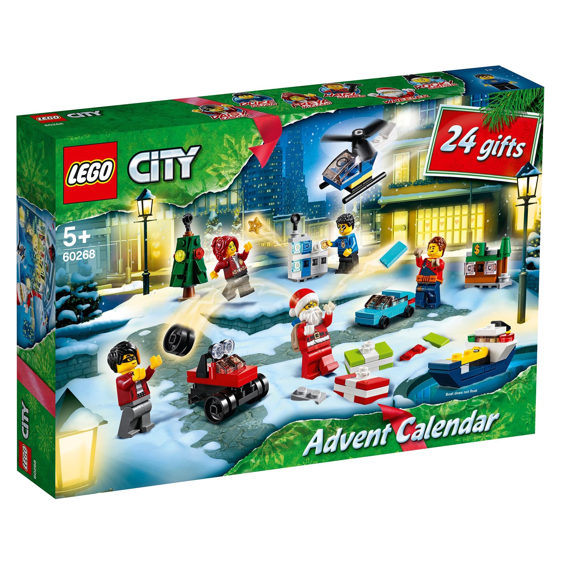 Fotografie LEGO City - Calendar Advent 60268