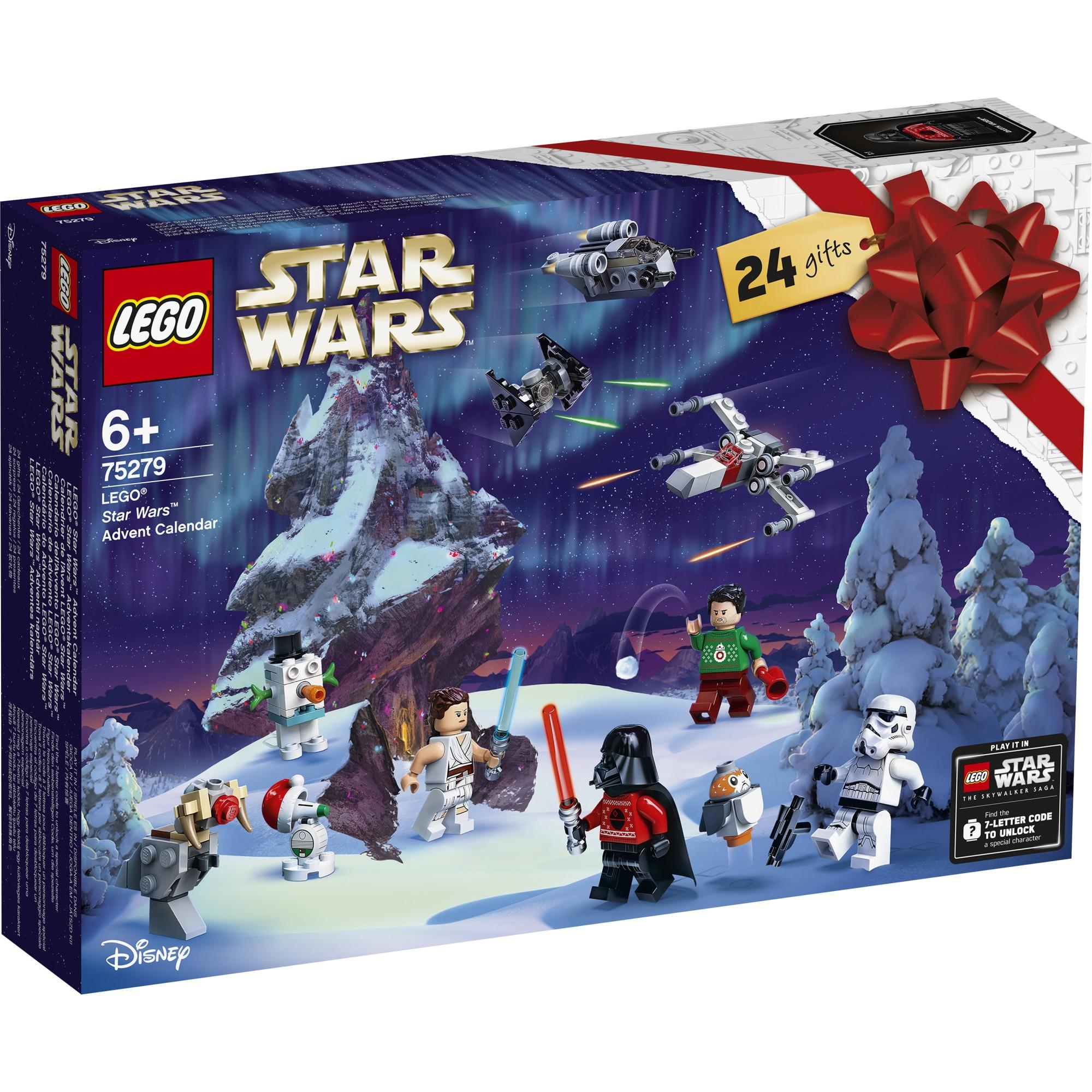 Fotografie LEGO Star War - Calendar Advent 75279