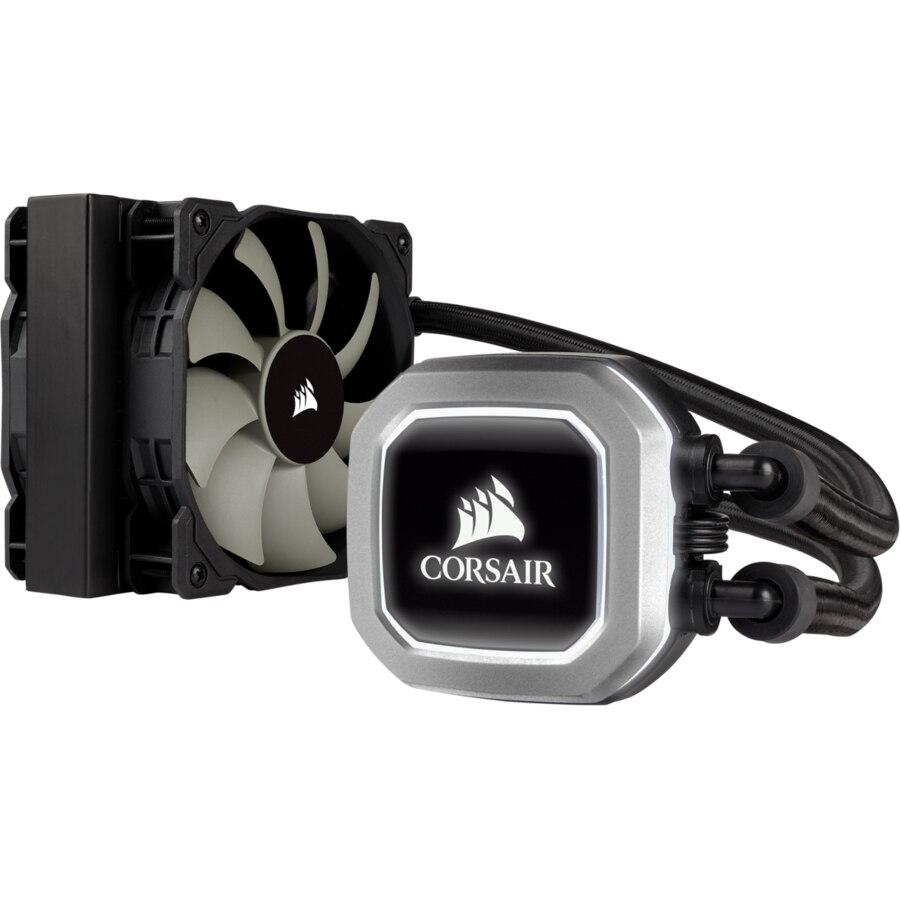 Fotografie Cooler procesor Corsair Hydro Series™ H75, compatibil AMD/Intel