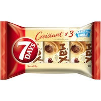 Croissant cu crema de cacao Max 3x85g 7Days