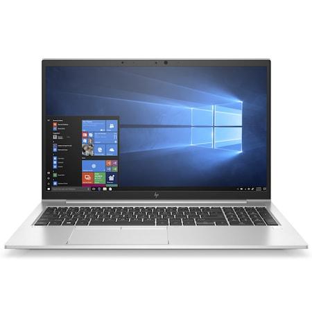 Лаптоп HP EliteBook 850 G7 с Intel Core i5-10210U (1.60/4.20 GHz, 6M), 8 GB, 2 TB M.2 NVMe SSD, Intel UHD Graphics 620, Windows 10 Pro 64-bit, сребрист