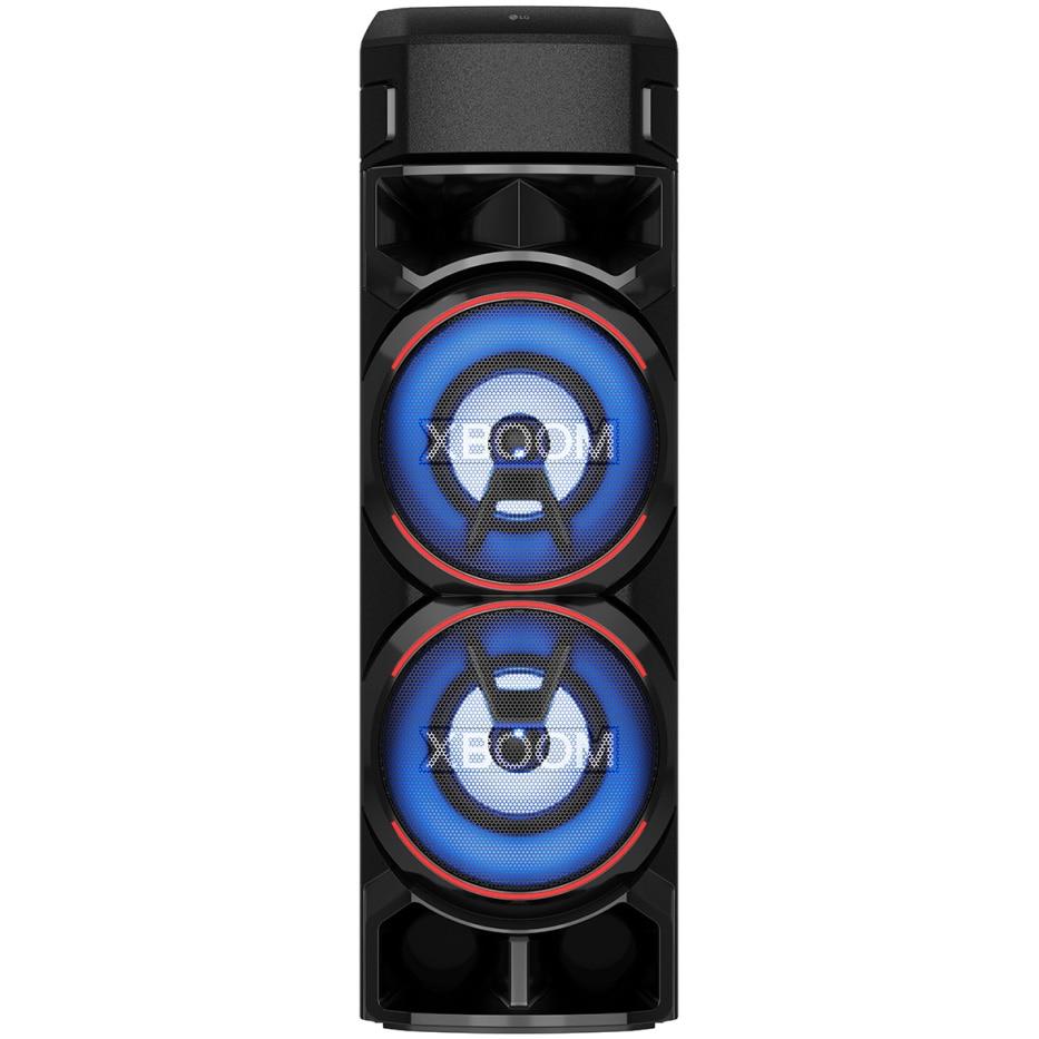 Fotografie Sistem audio LG XBOOM RN9, Bluetooth, Dual-USB, Radio FM, Karaoke Creator, Party Strobe, Wireless Party Link, negru