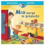 Soricelul cititor - Max merge la gradinita, Christian Tielman