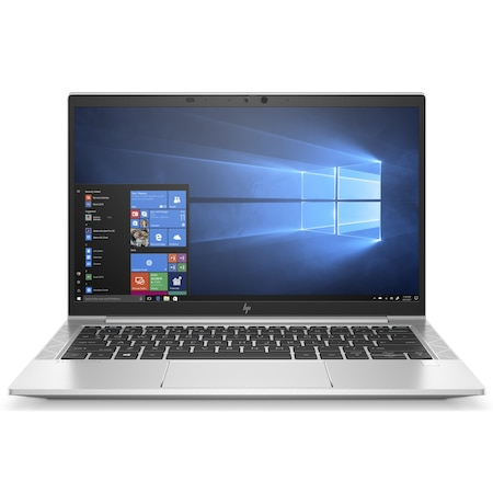 Лаптоп HP EliteBook 830 G7 с Intel Core i7-10510U (1.80/4.90 GHz, 8M), 32 GB, 512GB M.2 NVMe SSD, Intel UHD Graphics, Windows 10 Pro 64-bit, сребрист