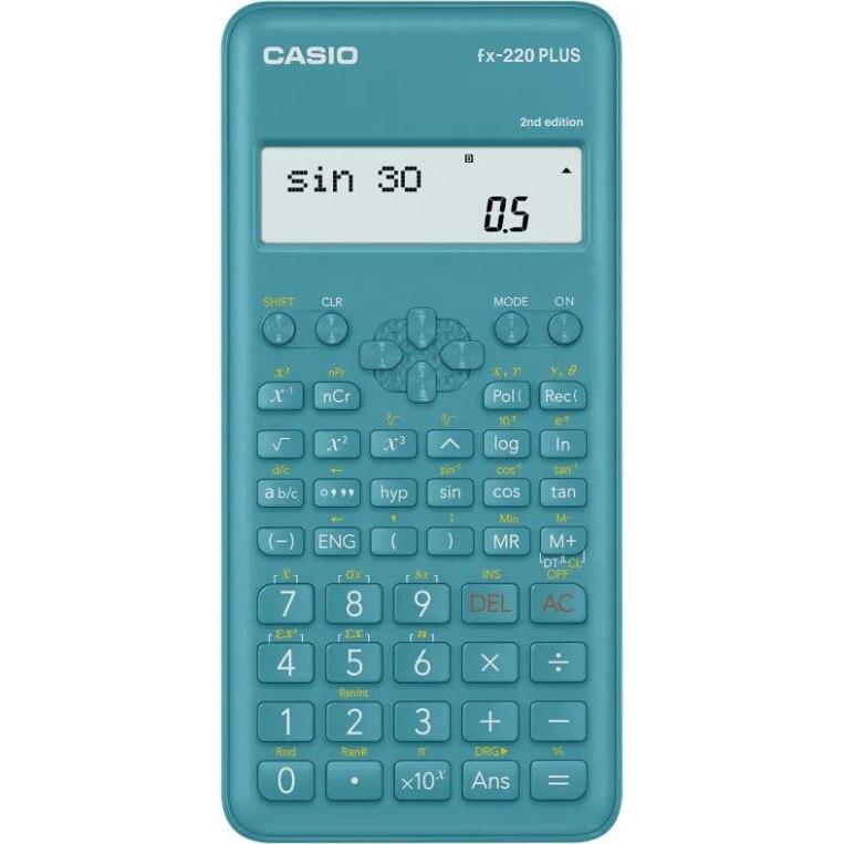 Fotografie Calculator Casio stiintific fx-220plus 181 functii