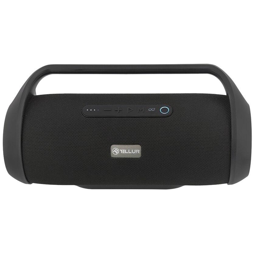 Fotografie Boxa portabila Bluetooth Tellur Obia 50W, Negru