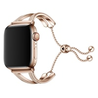 Каишка TECH-PROTECT Chainband за Apple Watch 1/2/3/4/5 38/40mm, Gold
