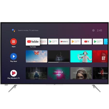 Телевизор JVC LT-43VA6900, 108 см, Smart Android, 4K Ultra HD, LED
