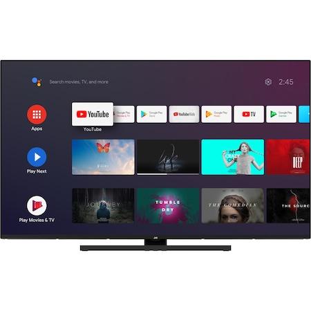 Телевизор JVC LT-55VA8000, 139 см, Smart Android, 4K Ultra HD, LED