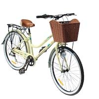 cos bicicleta dama decathlon