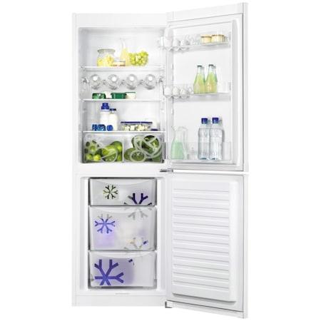 Хладилник с фризер Zanussi
